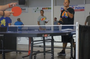 Pure Pong has hosted Nike corporate events, and supplied tables for other Nike occasions.